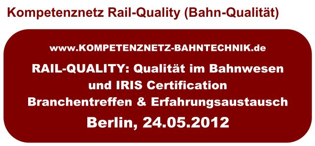Rail-Quality