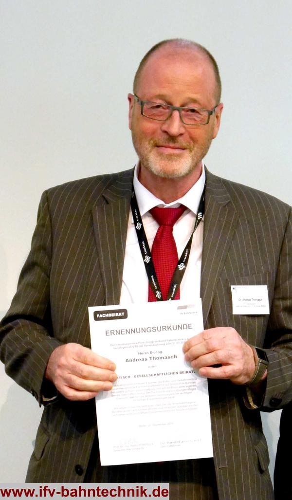 Dr.-Ing. Andreas Thomasch (Eisenbahn-Bundesamt)