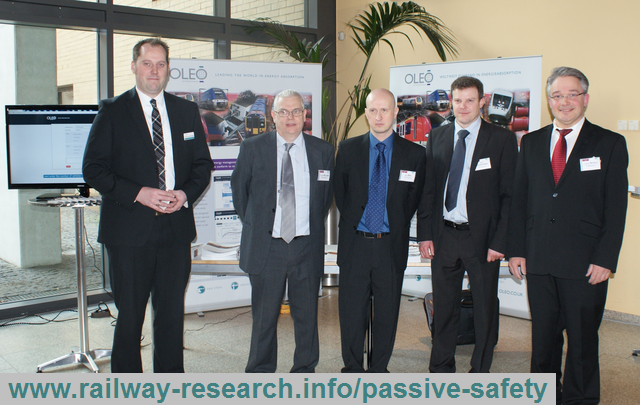 PASSIVE SAFETY 2013 - EXHIBITION PARTNER