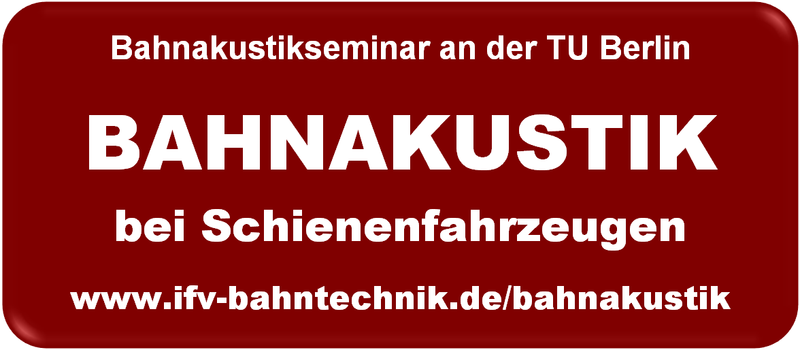 Tagungen Ifv Bahntechnik E V Www Ifv Bahntechnik De