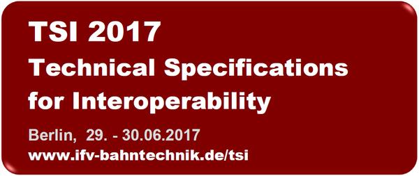 TSI 2017 @ BEST WESTERN PLUS Hotel Steglitz International | Berlin | Berlin | Deutschland