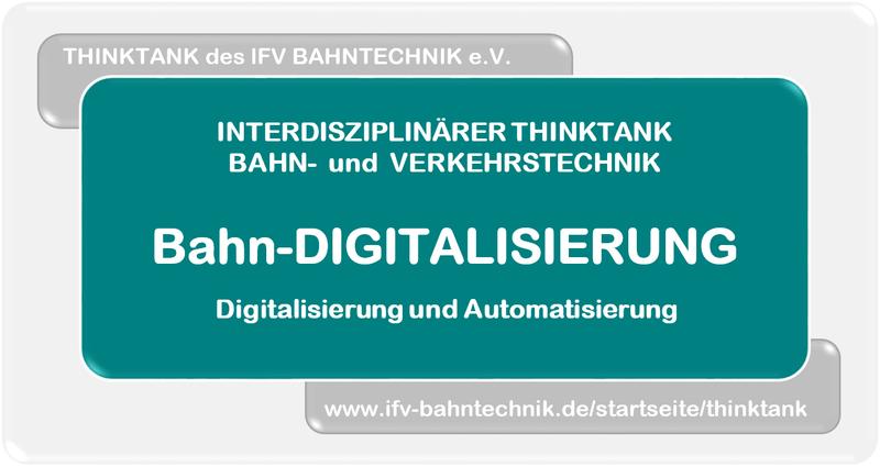 THINKTANK Bahn-Digitalisierung / Digital Rail @ FH Aachen | Aachen | Nordrhein-Westfalen | Deutschland