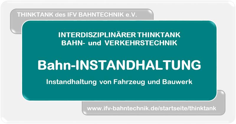 THINKTANK INSTANDHALTUNG @ wird noch bekannt gegeben | Wustermark | Brandenburg | Deutschland