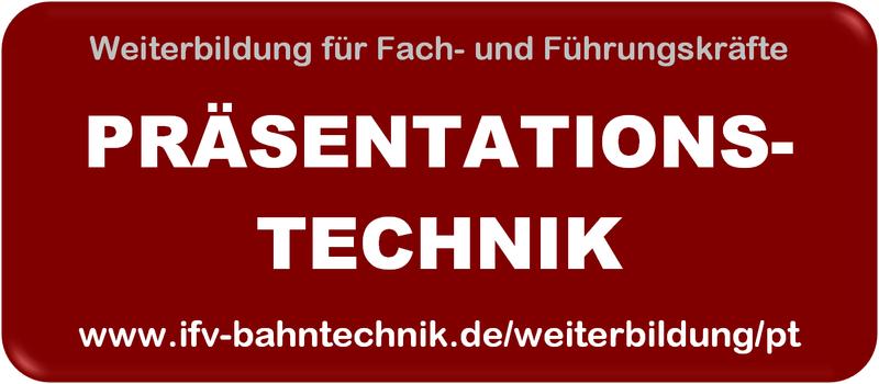 Weiterbildungsseminar: PRÄSENTATIONSTRAINING @ IFV-Schulungszentrum | Berlin | Berlin | Deutschland