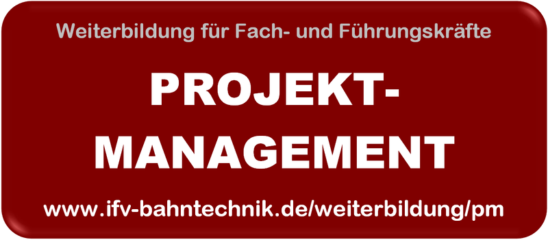 Weiterbildungsseminar: PROJEKTMANAGEMENT @ IFV-Schulungszentrum | Berlin | Berlin | Deutschland