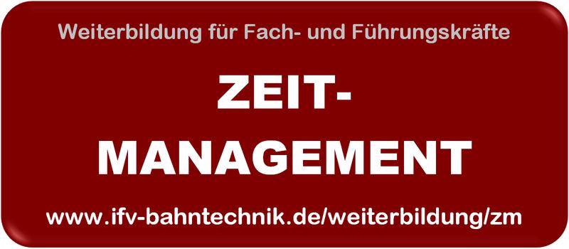 Weiterbildungsseminar: ZEITMANAGEMENT @ IFV-Schulungszentrum | Berlin | Berlin | Deutschland